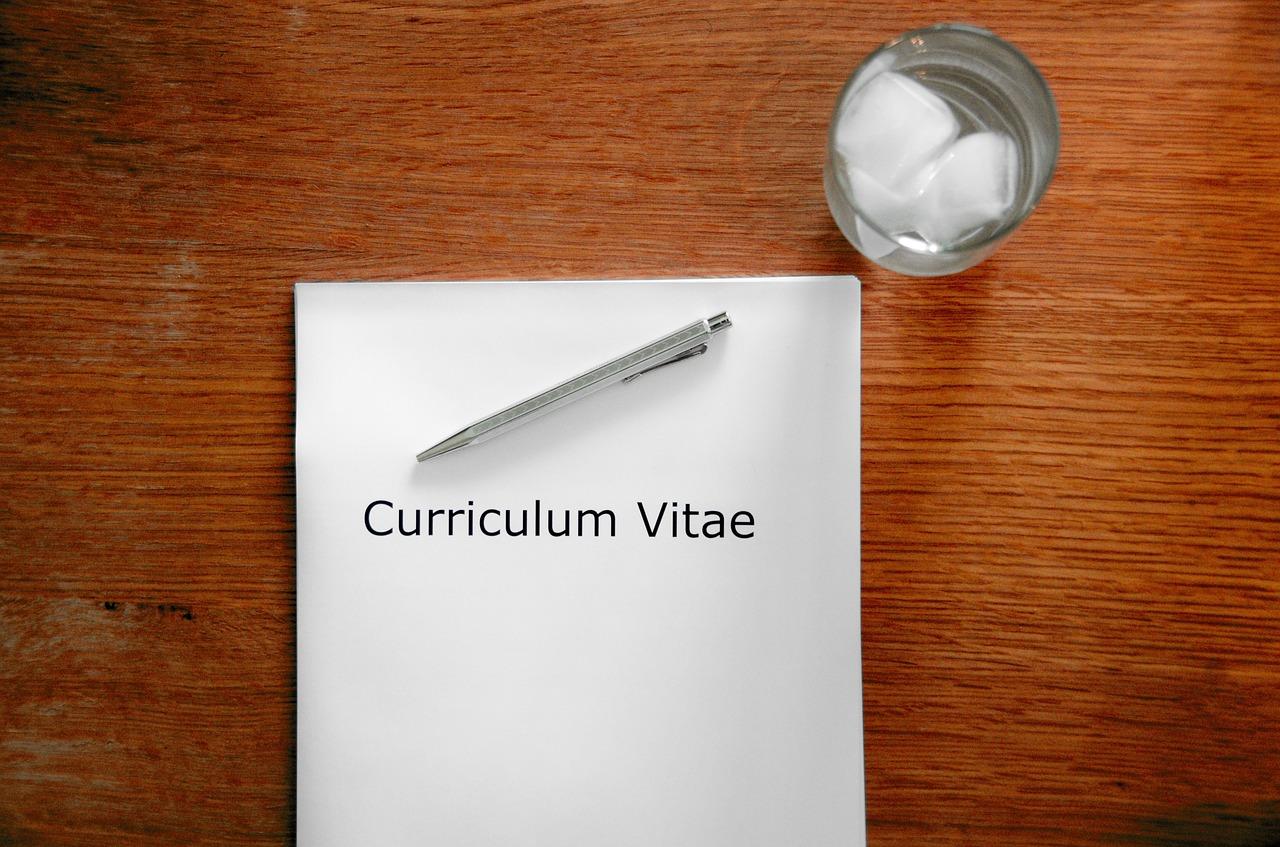 Curriculum Vitae (CV) or Resume